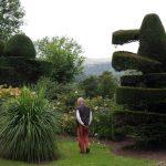 Plas Brondanw Gardens - 6