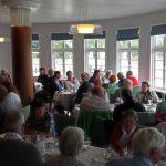 Portmeirion - 4 - Lunch at the Hotel Portmeirion