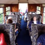 Welsh Highland Railway - 4 - Ladies only carriage