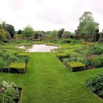 Doddington Place Gardens The Sunken Garden 1