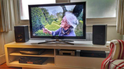 ITV Topiary Ident 2015