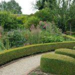 20150705 Littlethorpe Manor Walled Garden box detail
