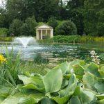20150705 Littlethorpe Manor the pond