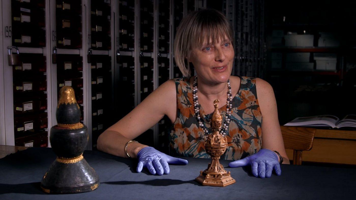 Dr Dora Thornton British Museum YouTube video