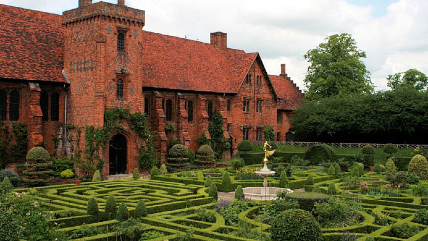 Hatfield House Old Palace HL
