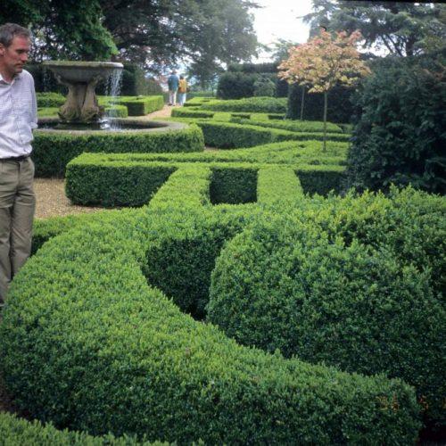 Ascott Garden - Wing near Leighton Buzzard Buckinghamshire - 3