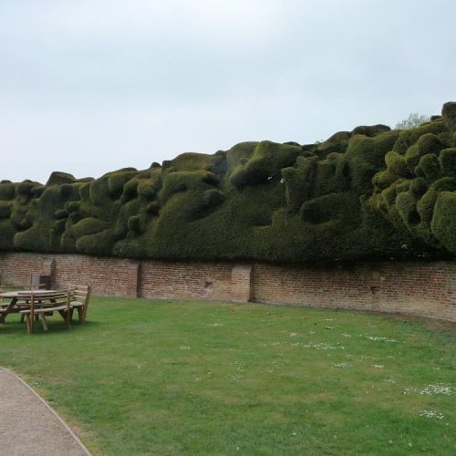 Audley End House and Gardens - Essex 2011-1