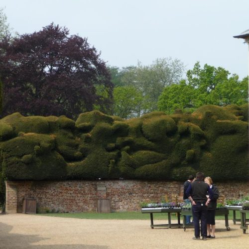Audley End House and Gardens - Essex 2011-3
