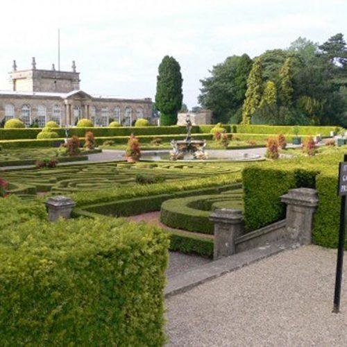 Blenheim Palace Italian Garden