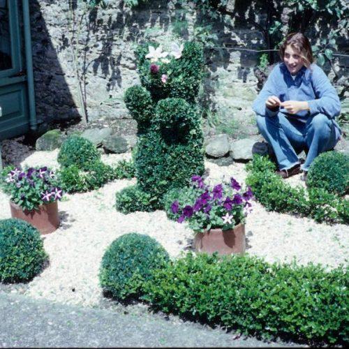 Bodie Private Sussex, England, garden 1
