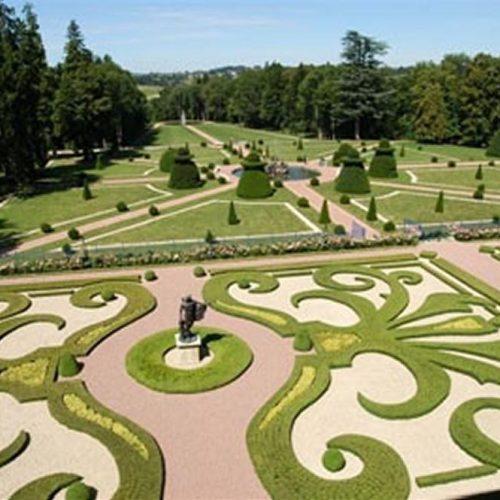 Dree - Bourgogne garden 2