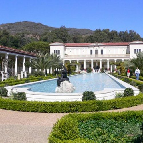 Getty Villa 3 - California