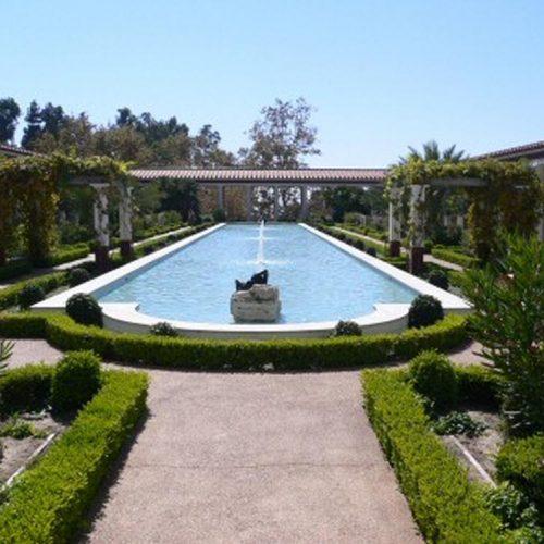 Getty Villa 4 - California