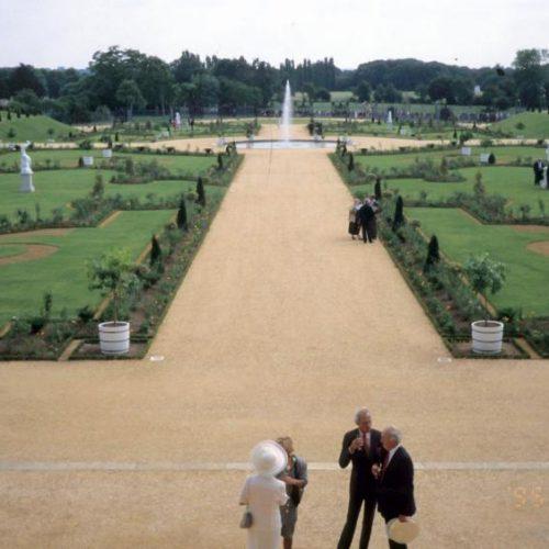 Hampton Court Palace Surrey - 2