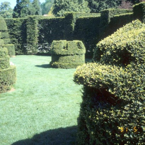 Ladew An outstanding topiary garden rare in the US is located near Baltimore Maryland - 4