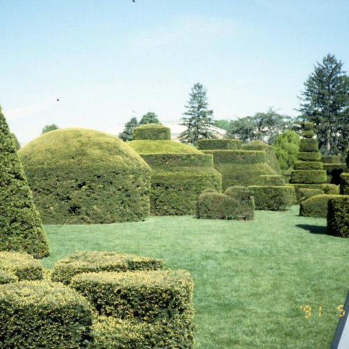 Ladew An outstanding topiary garden rare in the US is located near Baltimore Maryland - 5