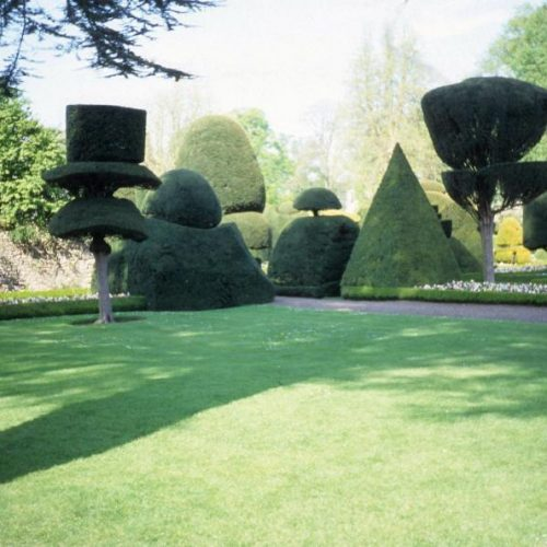 Levens Hall - Kendal - Cumbria - 7