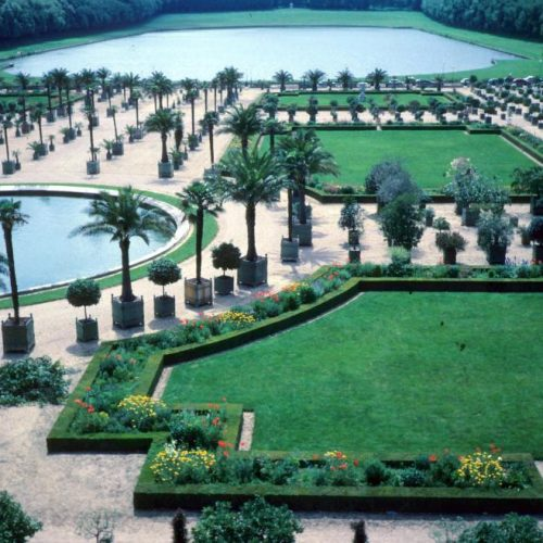 Palace of Versailles France - 1