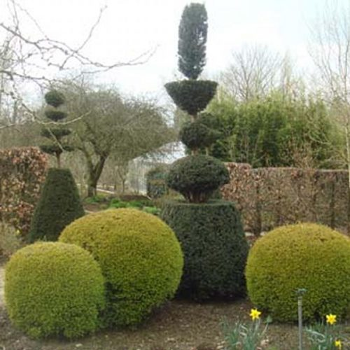 Plantbessin - Private Normandie garden in the Arts and Crafts style