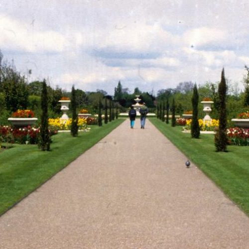 Regent's Park - London Royal Park since the Prince Regent later King George IV commissioned architect John Nash to build terraces around it - 2