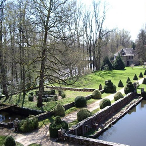 Saillant - Garden in Aquitaine