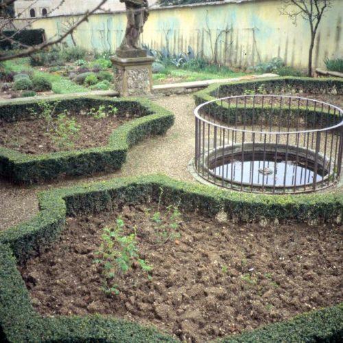 Villa Medecea was built by Lorenzo de Medici in the 15th century in Poggia a Caiano Italy - 3