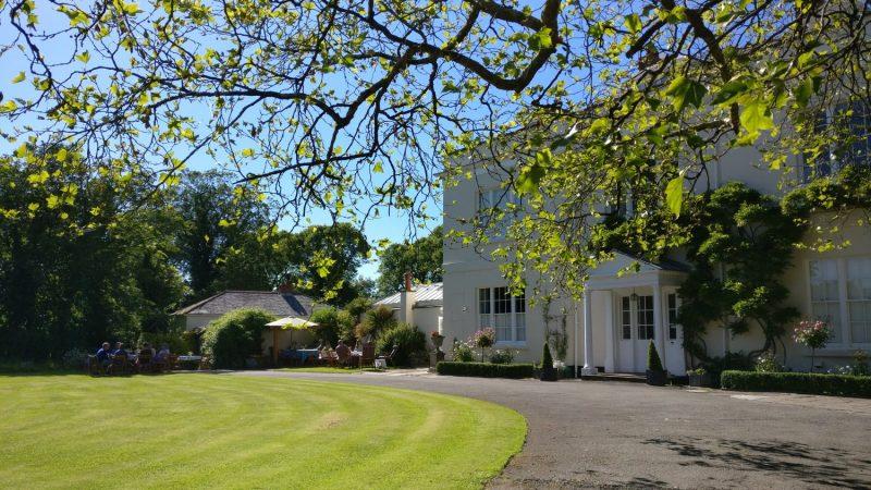 Marwood House