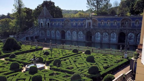 Gardens & Palaces of Sintra & Lisbon, Portugal