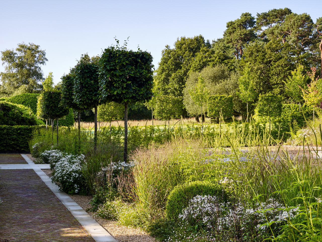 Marian Boswall Landscape Architects - Danegate House (20th August 2019)
