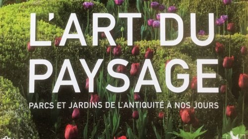 L'art du Paysage front cover - HL