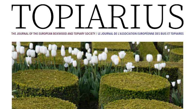 Topiarius Vol 25 HL