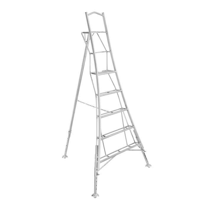 Henchman tripod ladder