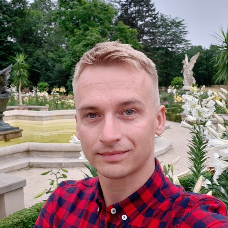 Łukasz Przybylak Head of Garden Department and Vice-president of the European Route of Historic Gardens