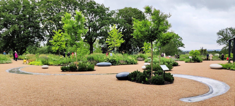 Well Being Garden designed by Matt Keightley