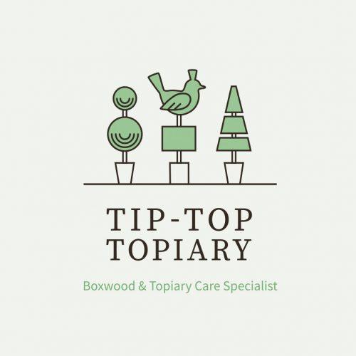 TipTopTopiary logo