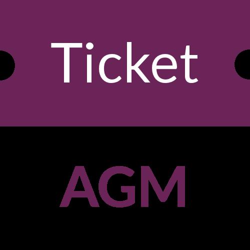 Ticket - AGM
